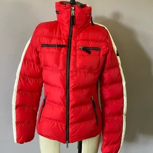 Bogner down and feather ski jacket size 6